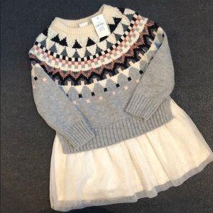 Baby gap 2t tutu dress